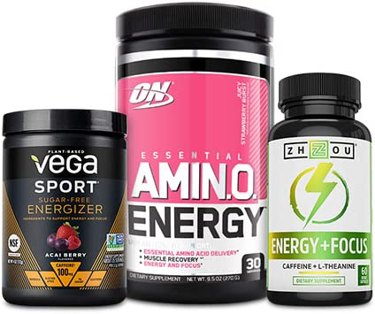 Up to 30% off Optimum Nutrition, Vega and other workout and diet essentials