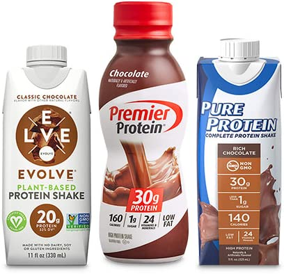 Up to 30% off on the go nutrition from Premier Protein and more