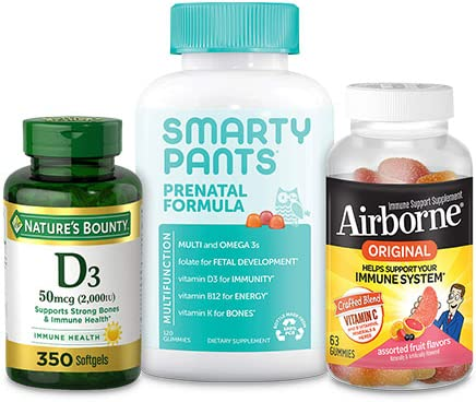 Up to 30% off immune supplements from SmartyPants and more