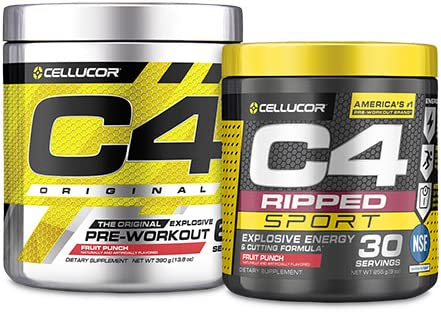 Up to 35% off Cellucor and Scivation favorites