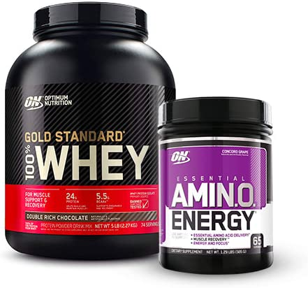 Up to 30% off Optimum Nutrition protein powders and energy supplements