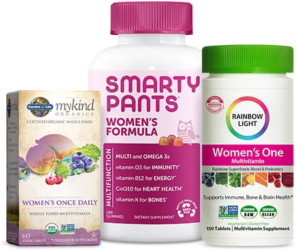 Up to 30% off vitamins and supplements from Garden of Life, SmartyPants and more