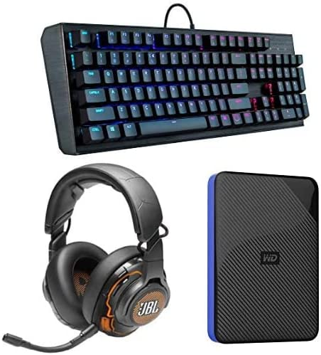 Up to 40% off Gaming Accessories and Components