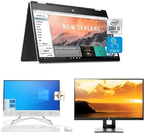 Up to 20% off HP Monitors, Laptops, and Desktops