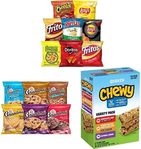 Up to 30% Off on Doritos, Lay's, Chewy, Cheetos and more