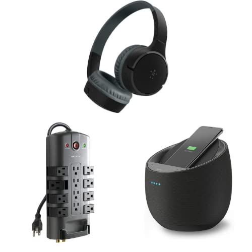 Up to 50% Off Belkin Power and Audio Products