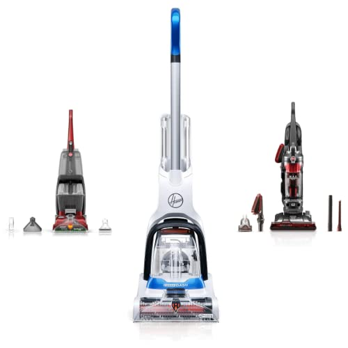 Up to 55% off Hoover Vacuums and Carpet Cleaners
