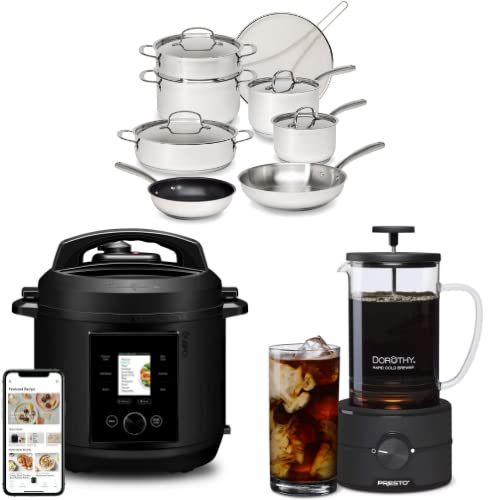 Up to 32% off Kitchen Essentials from Chefman, Hamilton Beach, Stasher, and more
