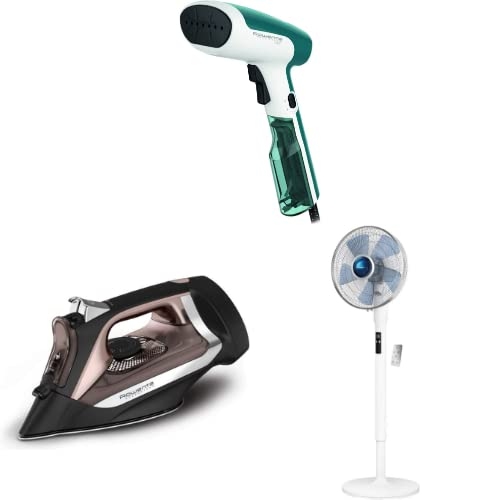 Up to 57% off Rowenta Irons, Steamers and Fans