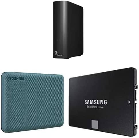 Up to 24% off Drives from Western Digital, Samsung, and more