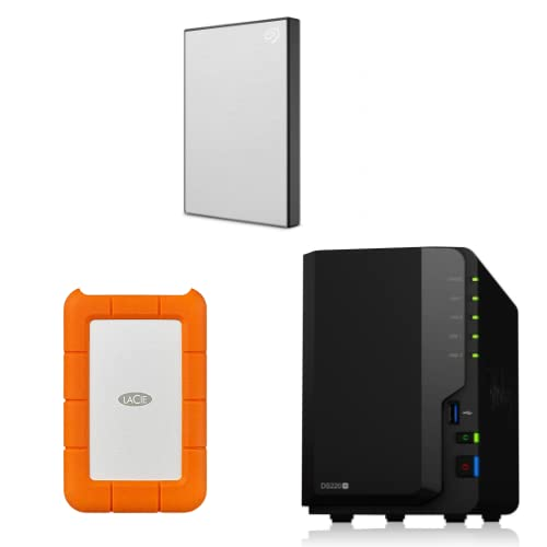 Up to 35% off Data Storage from Seagate, Synology, Sandisk and more