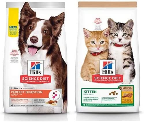 Up to 37% off Hill's Dog and Cat Dry Food