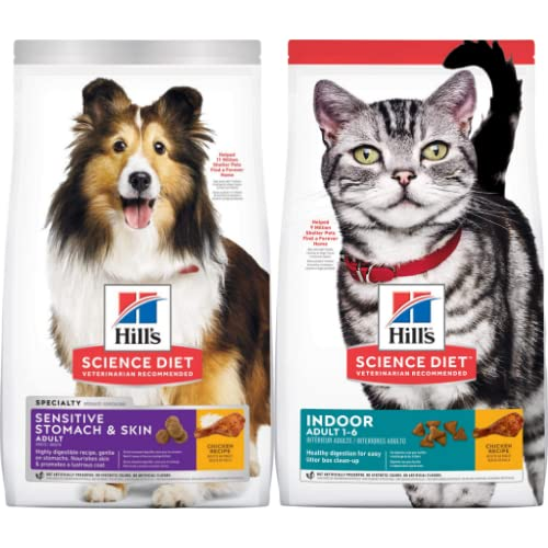 Up to 30% off Hill's Science Diet Dog and Cat Dry Food