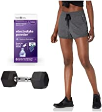Up to 35% off Fitness and Wellness from Amazon Brands