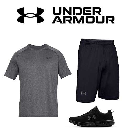 Save on Under Armour Apparel, Footwear, and Accessories