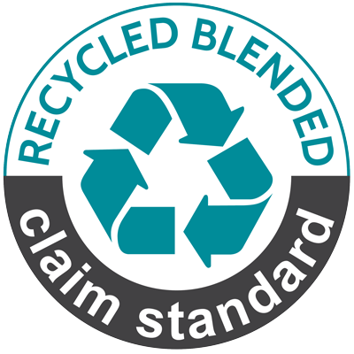 Recycled Blended Claim Standard Logo