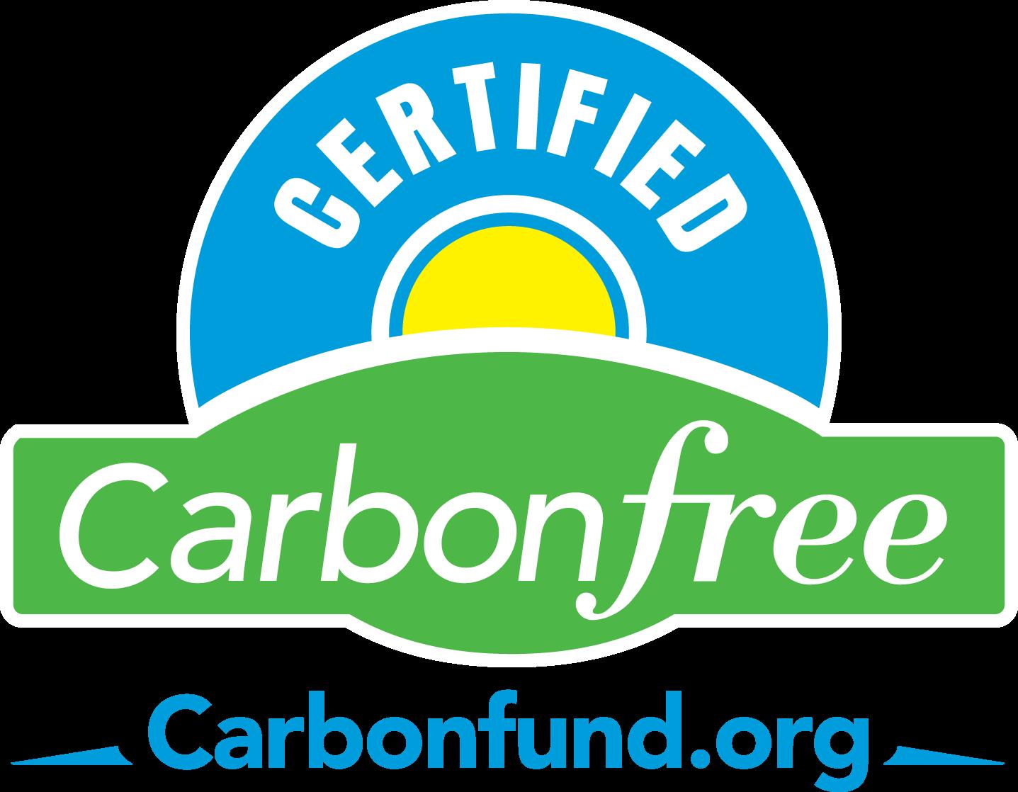 Carbonfree Certified