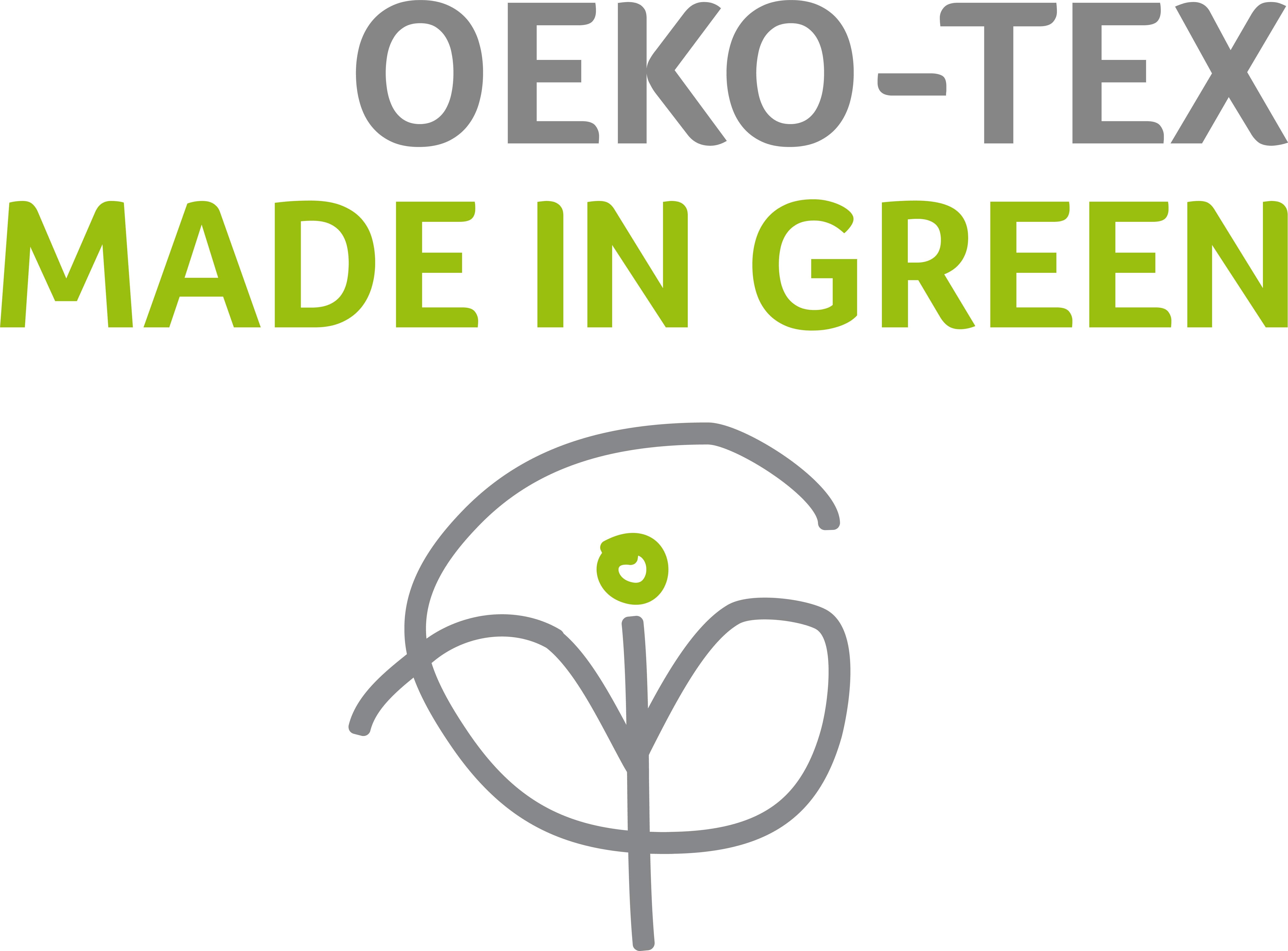 Oeko-Tex Made in Green Logo