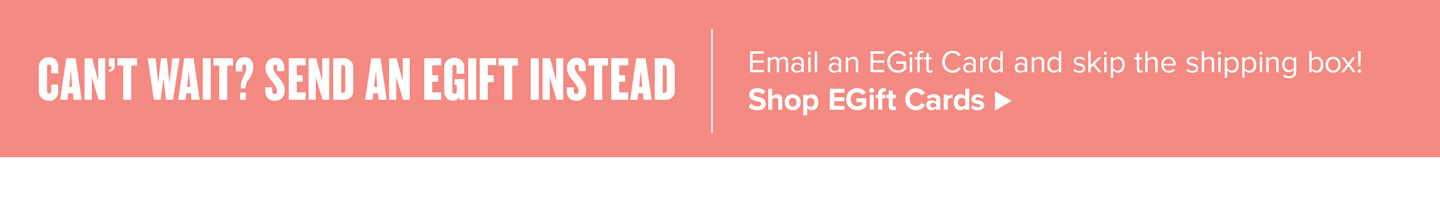 Email an E-Gift Card. Shop E-Gift Cards.