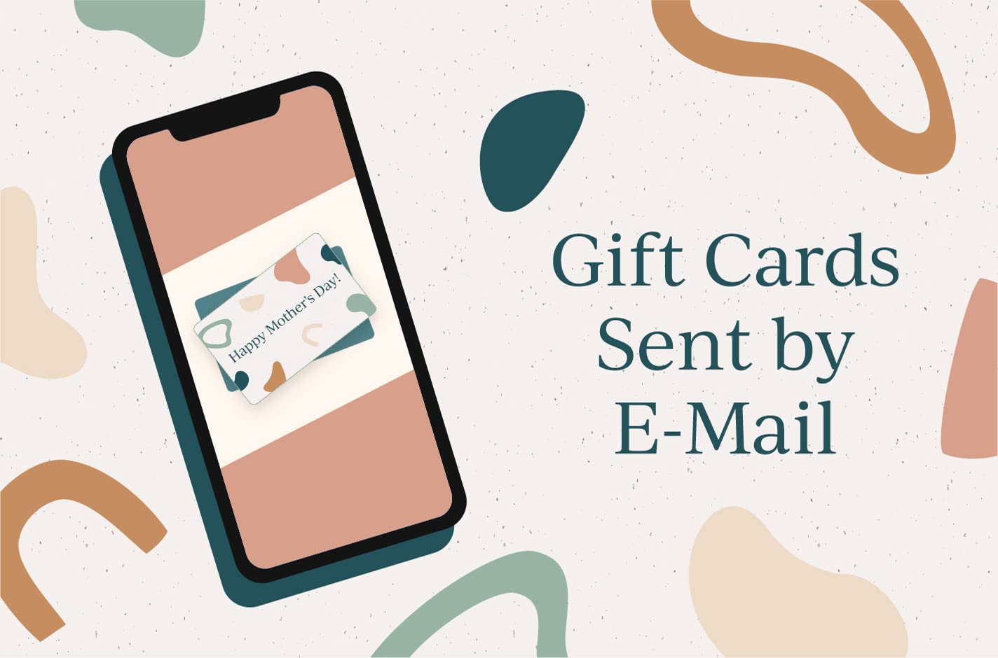 Link to Purchase digital e-gift card. Image links to purchase page for e-gift card.