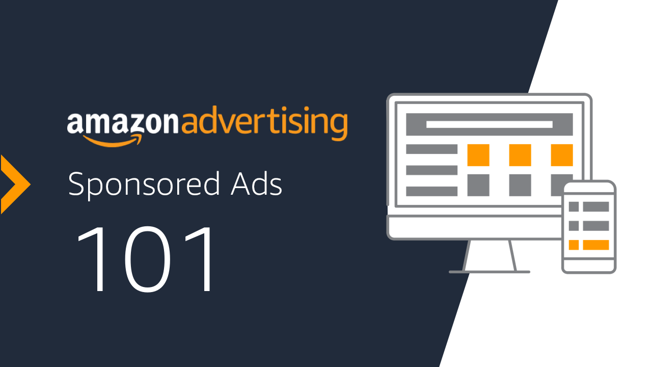 Amazon Advertising Sponsored Ads 101 webinars