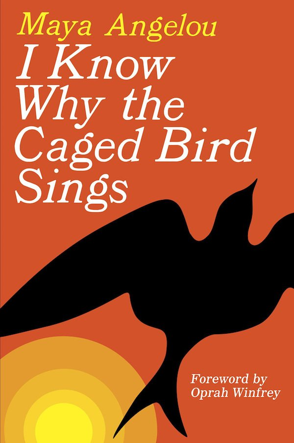 The cover of I Know Why The Caged Bird Sings by Mara Angelou. Click for more details.