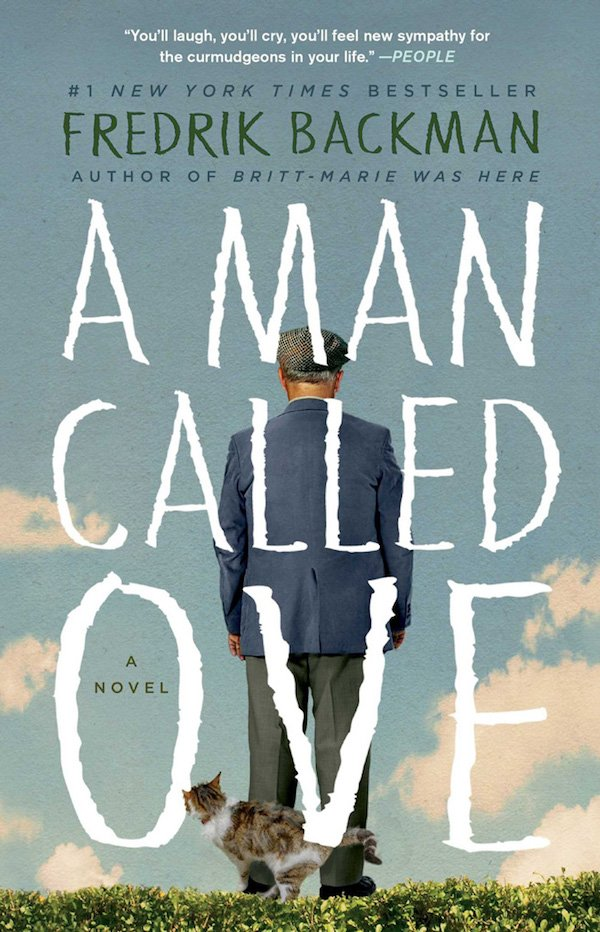 The cover of A Man Called Ove by Fredrik Backman. Click for more details.