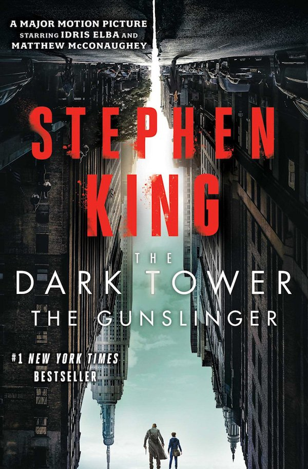 The cover of The Dark Tower I: The Gunslinger by Stephen King. Click for more details.