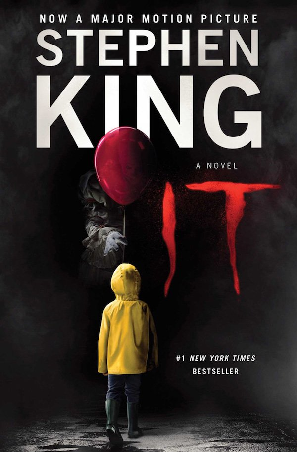 The cover of It by Stephen King. Click for more details.