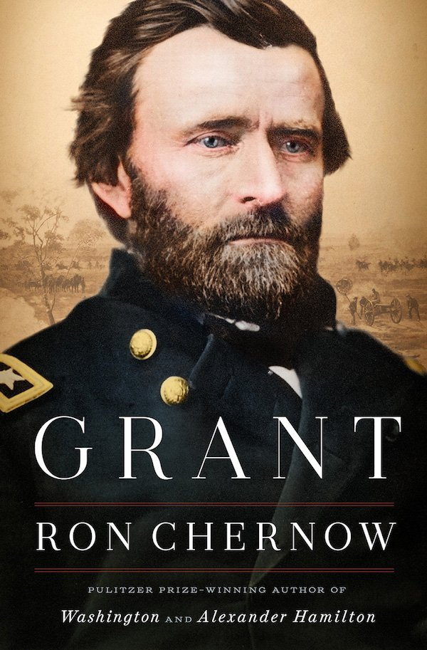 The cover of Grant by Ron Chernow. Click for more details.