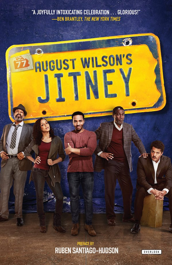 The cover of Jitney: A Play by August Wilson. Click for more details.