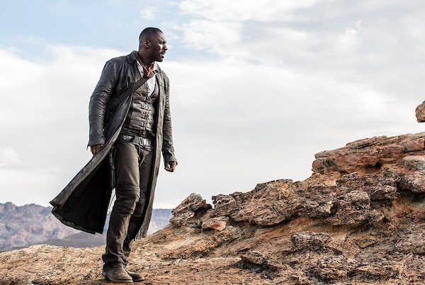 A picture of a scene from the Dark Tower movie.