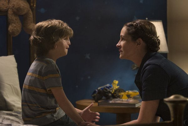 A picture of a scene from the movie Wonder.