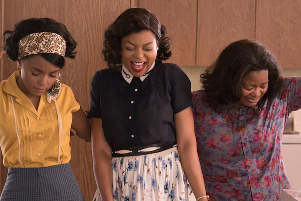 A from a scene from the Hidden Figures movie.