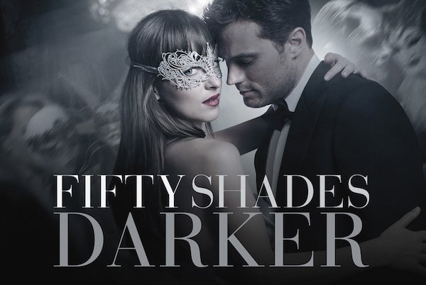 A promotional image of the Fifty Shades Darker movie.