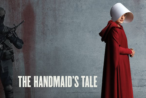 A promotional image of The Handmaid's Tale series.