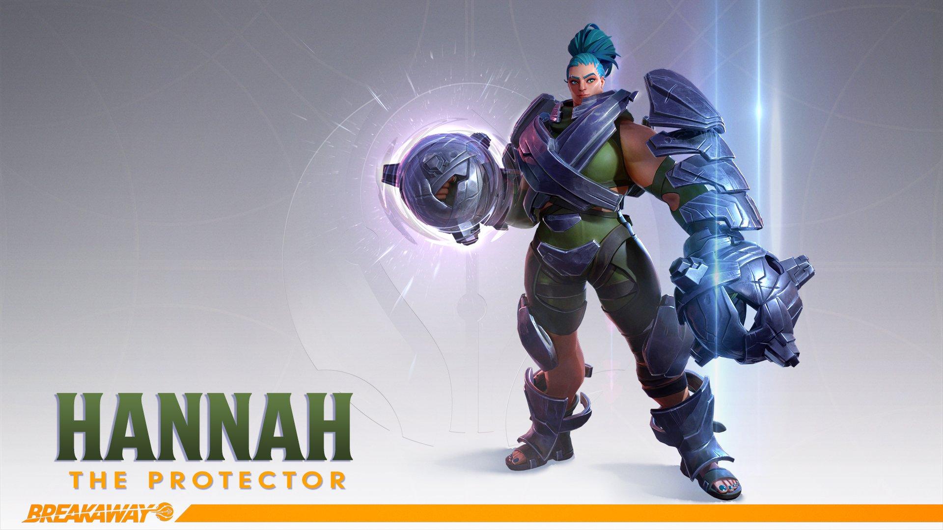 Hannah the Protector