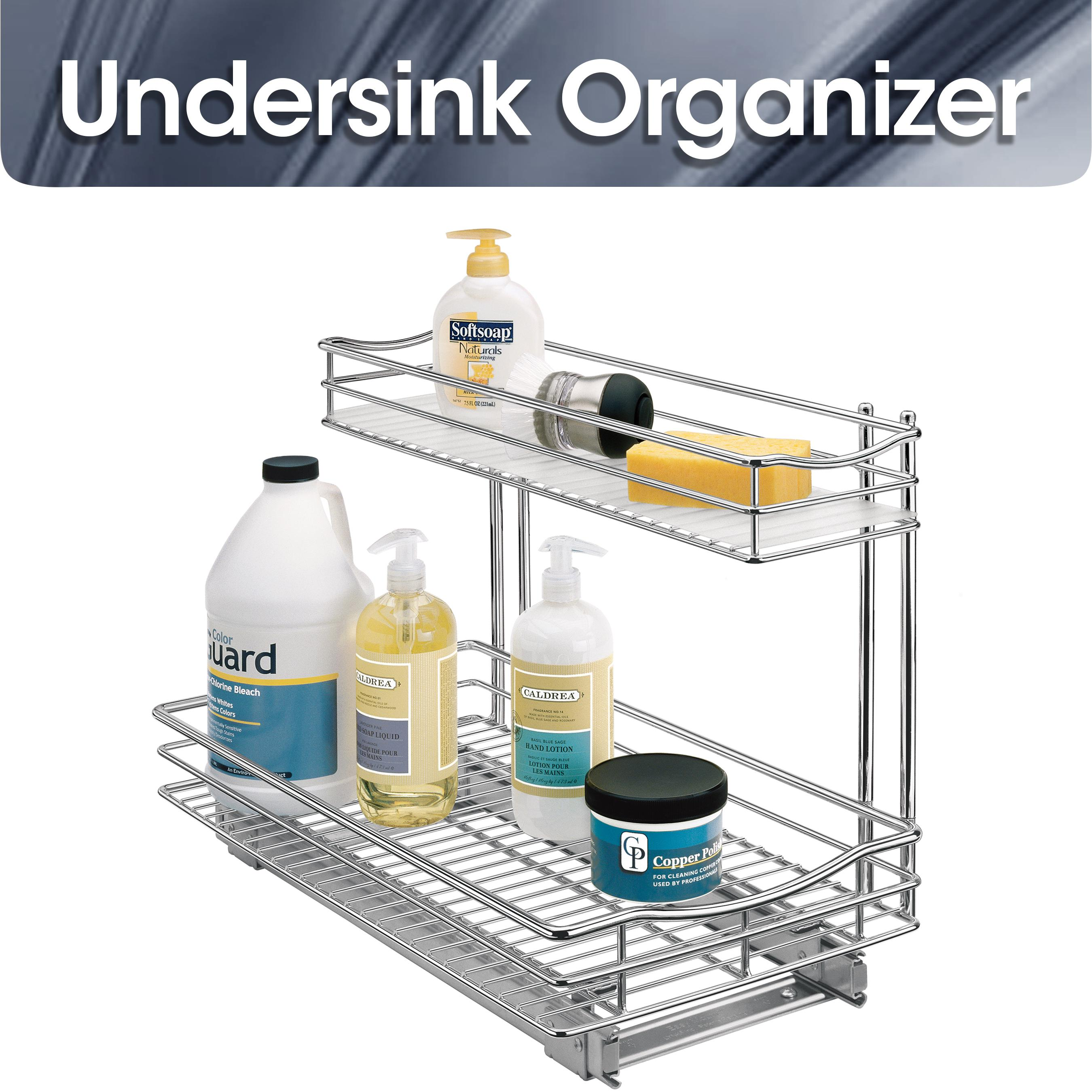 Lynk Professional Roll Out Under Sink Single Drawer