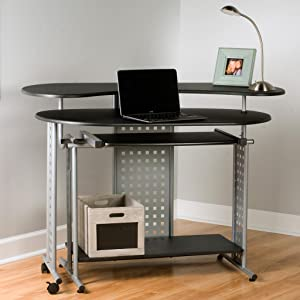 desktop computer furniture. comfort products regallo computer desk desktop furniture o