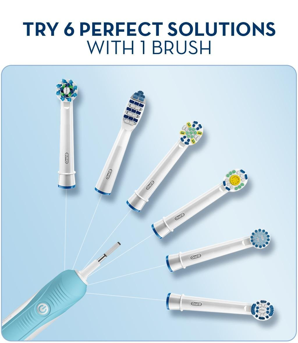 from Jaxton oral b replacement head