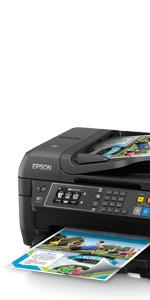 WorkForce WF-2660 All-in-One