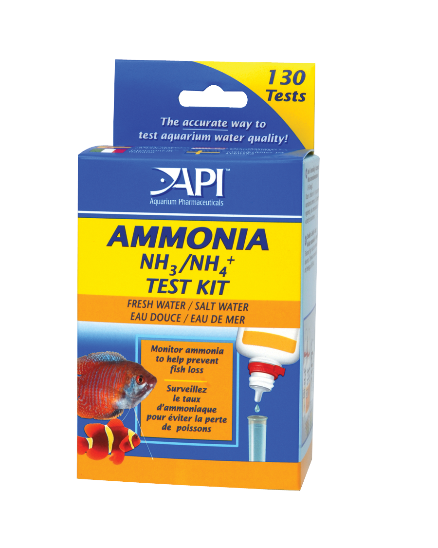 Freshwater fish tank ammonia levels - From The Manufacturer