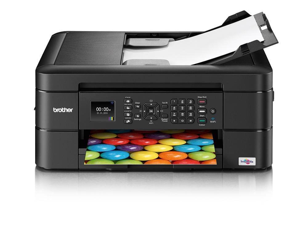 Review Of Brother Printer Mfcj460dw Wireless Color Inkjet Printer