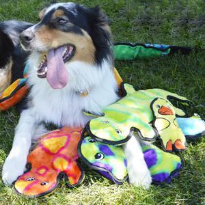 Tuff Dog Toys Snake
