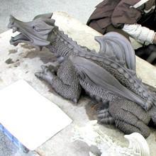 Dragon, Dragon Garden Statue