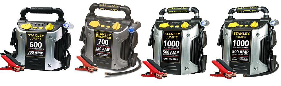 Amazon Com Stanley Fatmax J7cs Jump Starter 700 Peak 350