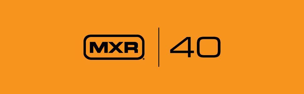 MXR, Guitar, Effects, Pedals