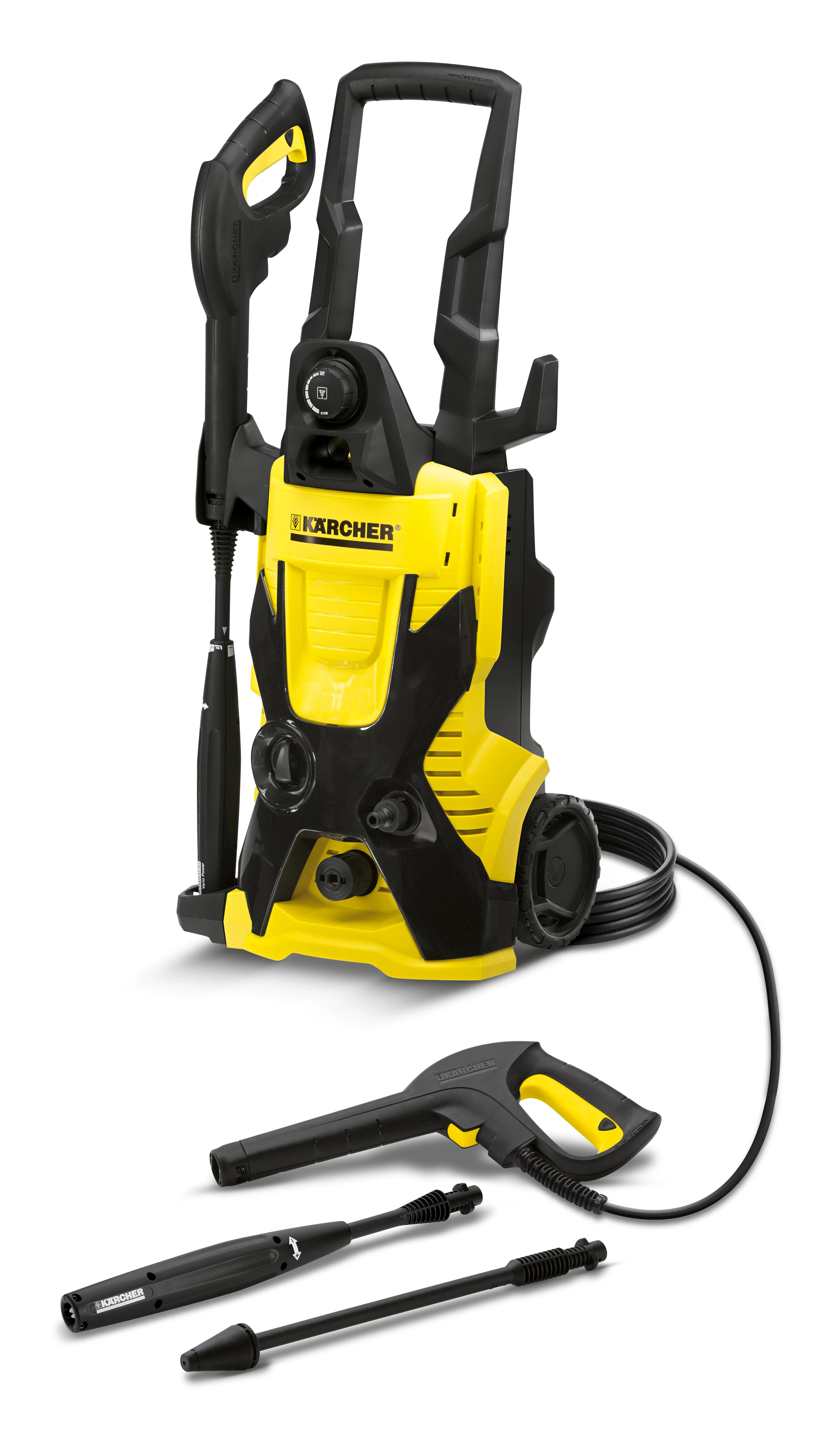 karcher pressure washer karcher k4 electric power pressure washer 11070