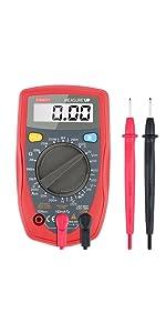 multimeter, voltmeter, ohmmeter, ammeter, digital multimeter
