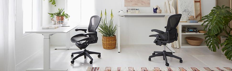 Amazon Com Herman Miller Classic Aeron Chair Fully